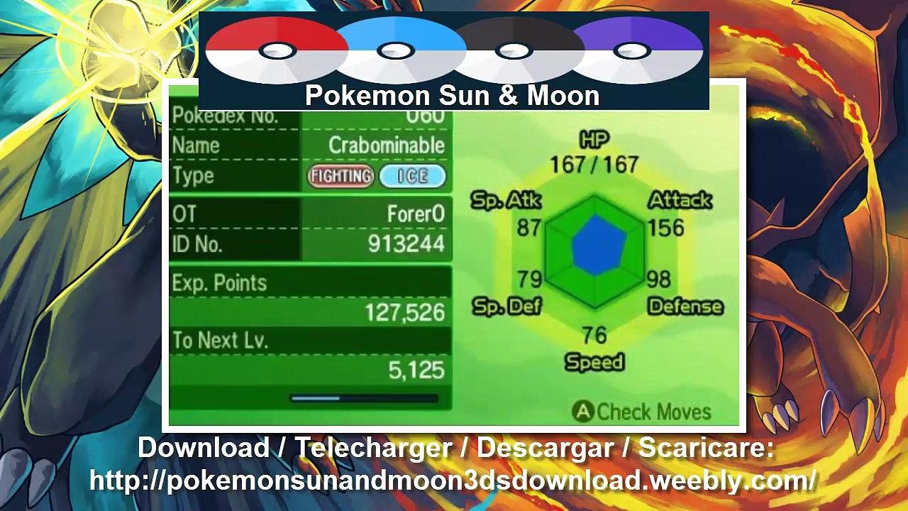 Pokemon Mond Rom Download Deutsch