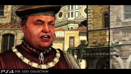 Assassin s Creed The Ezio Collection Gameplay Comparison de Assassin's Creed : The Ezio Collection