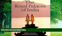 Big Deals  The Royal Palaces of India  Best Seller Books Most Wanted