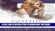 Best Seller Gothic Minis - Pocket Sized Dark Fantasy Art Coloring Book (Fantasy Art Coloring by