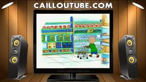 CaillouTube - Caillous Coins, Caillous Canoe Trip - Caillou in English - Latest Episode [HD]