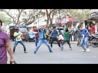 Public Disturbance for Social Message - by Funk You! (Prank in India)