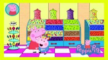 Peppa pig Makeup Love Story Peppa Pig English Peppa Pig Crying Finger Family Nursery Rhymes