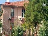 PKK'lı teröristler Derik Kaymakamlık binasına saldırdı