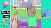 Peppa Pig Vines Peppa PIg Dog Finger Family Nursery Rhymes Lyrics and More by Peppa Pig Vines