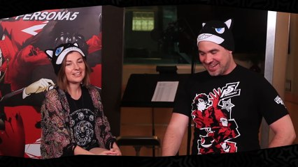 Cassandra Lee Morris talks about playing Morgana de Persona 5