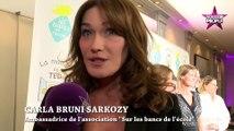 Autism Charity Gala: Carla Bruni Sarkozy ambassadrice de charme pour les enfants autistes (Vidéo)