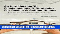 [PDF] An Introduction To Fundamentals   Strategies For Buying   Selling Homes: How To Buy, Sell or