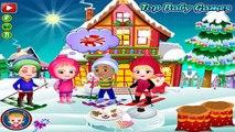 Baby Hazel Christmas Surprise   Baby Hazel Games To Play   totalkidsonline