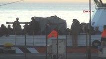 Çanakkale Boğazı'ndan Geçen Gemiye Kaçak Operasyonu