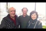 Serge Rezvani - Interview (18/02/2014, Danse des mots, Yvan Amar, RFI)
