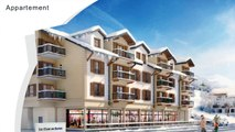 A vendre - T3 - Saint-Gervais-les-Bains (74170) - 3 pièces - 66m²