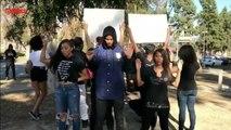 """Un """"mannequin challenge"""" pour dénoncer les violences policières aux Etats-Unis"""