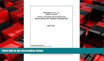 READ book  Field Manual FM 3-09.12 (FM 6-121) MCRP 3-16.1A Tactics, Techniques, and Procedures