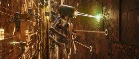 Valérian - 1ere bande-annonce du nouveau film de Luc Besson avec Cara Delevingne