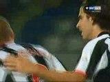 Juventus 5-0 Livourne Trezeguet