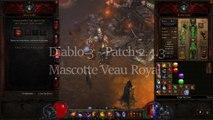 Diablo 3 Mascotte Veau Royal - Vache Patch 2.4.3
