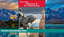 Big Deals  Frommer s Moscow and St. Petersburg (Frommer s Complete Guides)  Best Seller Books Most