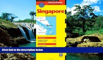 Must Have  Singapore Travel Map Thirteenth Edition (Periplus Travel Maps: Singapore Island   City