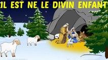 MMF - Il est né le divin enfant - Chanson de Noël