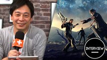 Hajime Tabata (Final Fantasy XV) : notre interview sans question