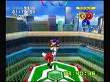 Sonic Heroes - Grand Metropolis (Extra Mission) - Team Sonic - A-Rank