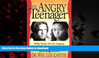 liberty books  The Angry Teenager Why Teens Get So Angry And How Parents Can Help Them Grow