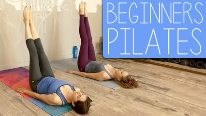 Pilates Workout for Beginners: Total Body Legs & Abs, Learn the Basics, Reformer Exercises