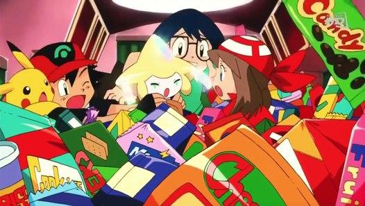 Pokemon Jirachi Wish Maker Sample Video Dailymotion