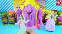 Disney Princesas español ★ Princesas juegos para Vestir Plastilina Play Doh ★ Princesas Juegos