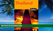 Big Deals  Fodor s Thailand, 9th Edition (Fodor s Gold Guides)  Best Seller Books Best Seller