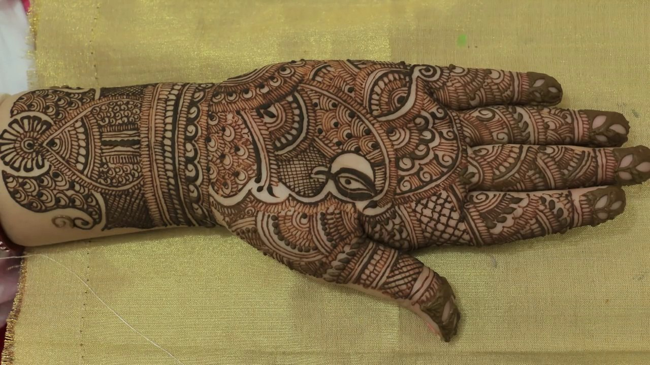 Full Hand Mehndi Designs For Karwa Chauth Beautiful Indian