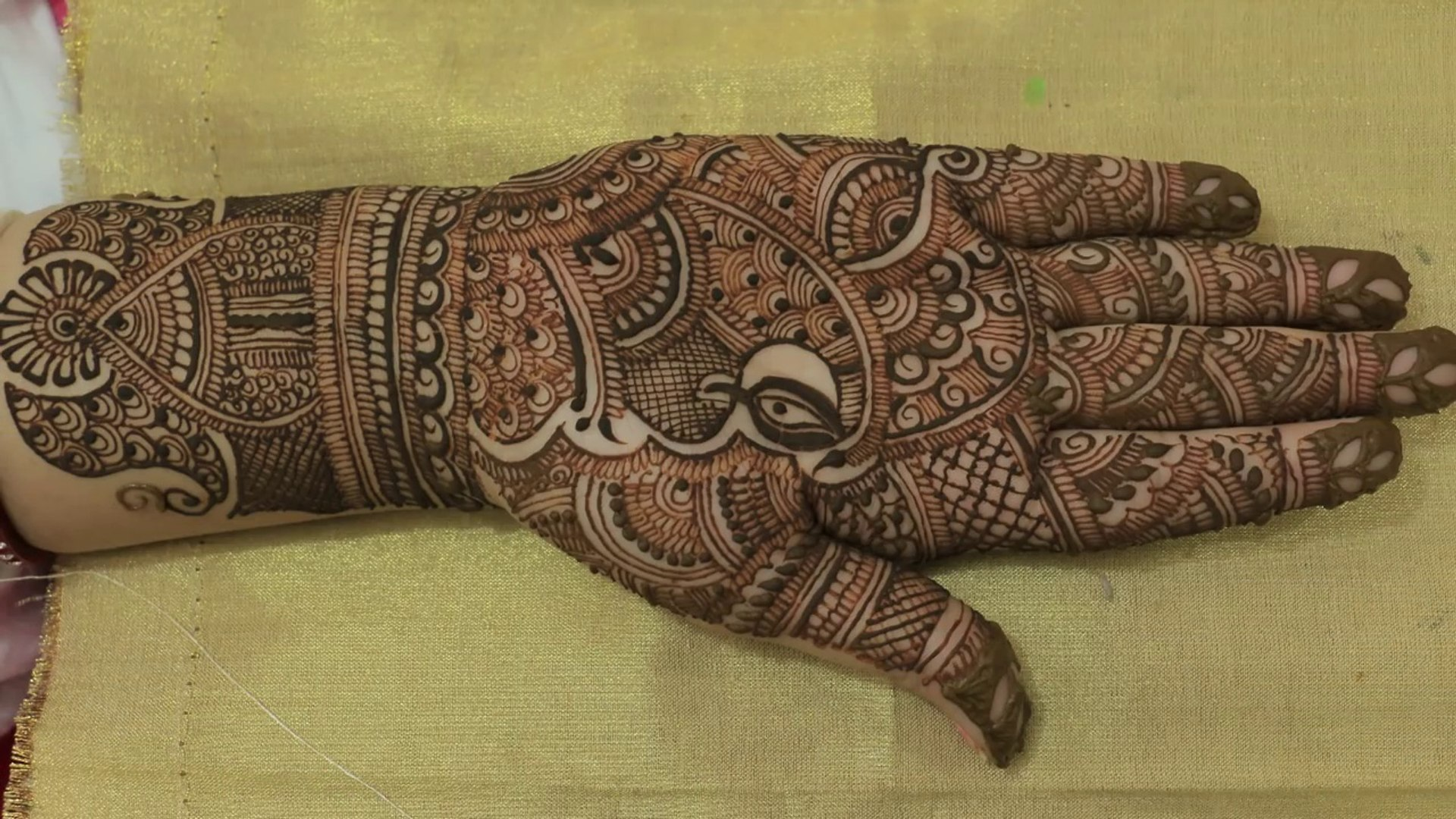Full Hand Indian Mehndi Designs Easy Cute Mehndi Design