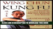 [PDF] Wing Chun Kung Fu: Traditional Chinese Kung Fu for Self-Defense and Health Popular Online