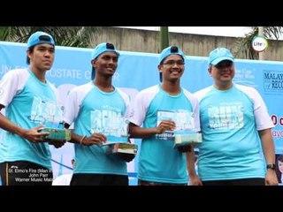 Lite FM at the Blue Cap Relay Run 2016