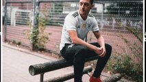 Ozil, Gundogan & Hummels model new Germany kit
