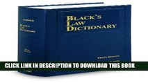 Best Seller Black s Law Dictionary, 10th Edition Free Read