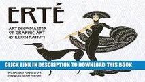 Ebook Erté: Art Deco Master of Graphic Art   Illustration (Masterworks) Free Read