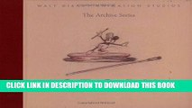 Ebook Walt Disney Animation Studios The Archive Series: Story (Walt Disney Animation Archives)
