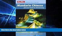 Ebook deals  Berlitz Mandarin Chinese Phrase Book   Dictionary  Buy Now