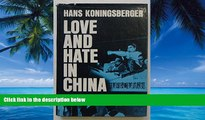 Best Buy Deals  Love and hate in China  Full Ebooks Most Wanted