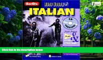 Best Buy Deals  Rush Hour Italian (Berlitz Rush Hour All-Audio) (Italian Edition)  Best Seller