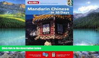 Best Buy Deals  Berlitz Mandarin Chinese in 30 Days (Berlitz in 30 Days) (Chinese Edition)  Full