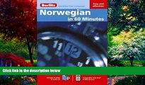 Best Buy Deals  Berlitz Norwegian in 60 Minutes (Berlitz in 60 Minutes) (Norwegian Edition)  Full