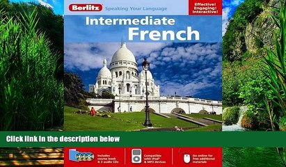 Best Buy Deals  Berlitz Intermediate French  Full Ebooks Best Seller