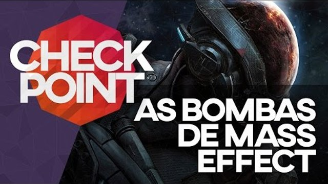 As bombas de Mass Effect, Ditto no Pokemon GO e novo Visual da Steam - Checkpoint!
