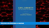 Buy book  Life, Liberty and the Pursuit of Happiness online to buy