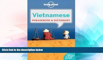 Must Have  Lonely Planet Vietnamese Phrasebook   Dictionary  Buy Now