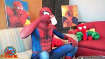 Spiderman Spidergirl Dancing in A Car Pink Spidergirl Spiderman Car Dancing Amazing Superheroes