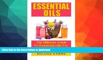 GET PDF  Essential Oils: Essential Oil Recipes For Stress Relief, Pain Relief, And Anti Aging